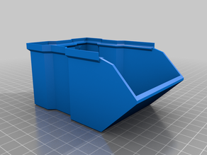 Screw Box stackable
