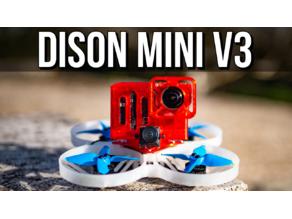 Rimzler Dison Mini V3 Cinewhoop