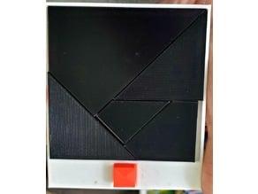 No-Fit puzzle by Niek Neuwahl