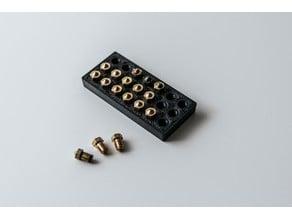 E3D v6 Nozzle Holder - Slim