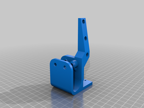 Y axis sliders for updated tronxy X5S-400