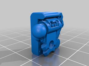 Devastator Marine bazooka kit