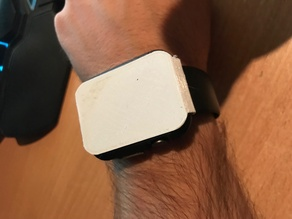 Apple Watch Lcd Cover