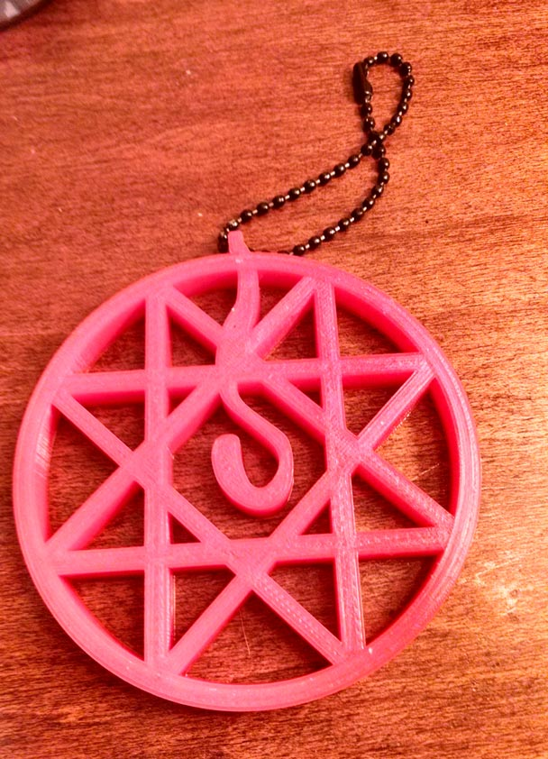 Things Tagged With Fullmetal Alchemist Thingiverse