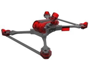 ChromoX (X Frames) - 3D Parts