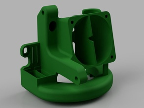 Ender-3 / CR-10 Part-Cooling Fanduct