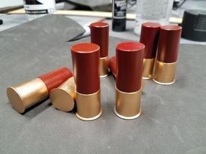 12 Gauge Shotgun Shell Prop