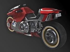 Cyberpunk 2077 Iconic Motorbike