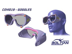 COVID-19 - Boltian Goggles