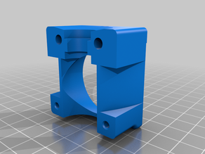 Anycubic V6 Hotend with BMG CR10 dirext Extruder