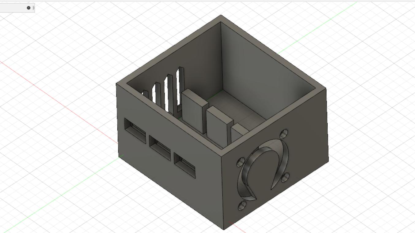 USB Power Hub (12V to 5V)