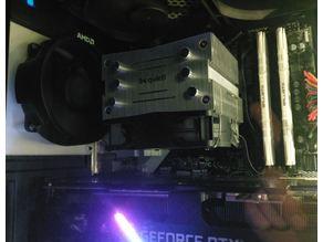 AMD Wraith 120mm Exhaust Adapter