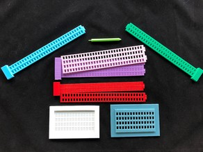 Braille Slate and Stylus Set - 2 line and 4 line