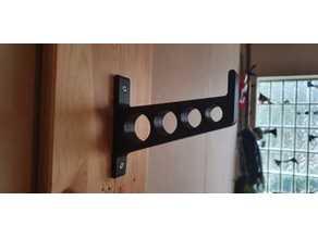 Helm Wandhalter / Helmet holder / wall mount