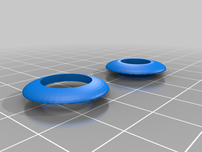 Snap ring for canvas-sails - OpenScad