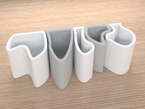 modular vases