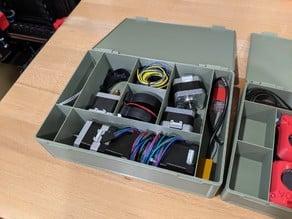 Parametric Organizer Box