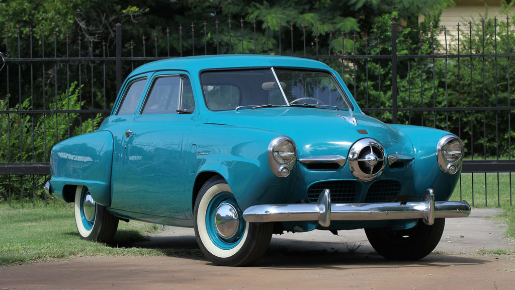 Studebaker Champion Starlight Coupe 1951