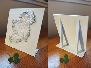 Ireland - ( Remix with built in stand )