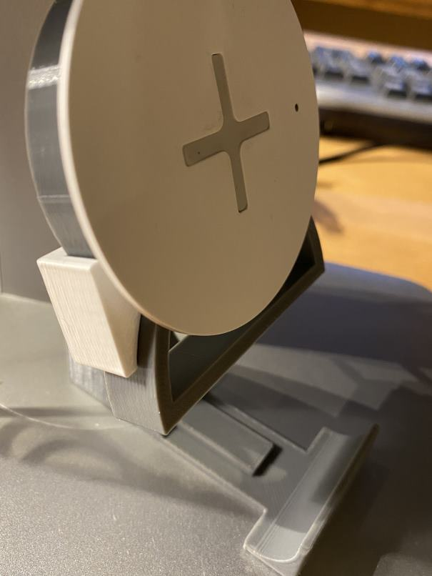 Phone Stand for IKEA NORDMÄRKE Wireless Charger