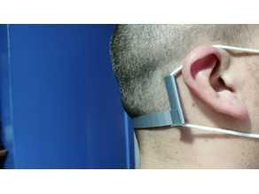 Mask Strap Separator