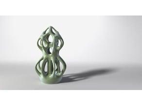 Organic Bridged Sculpture