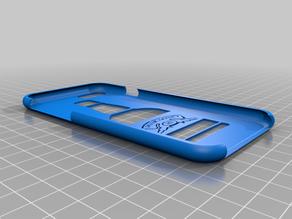 Iphone 7 Case Slim Chivas Regal Version