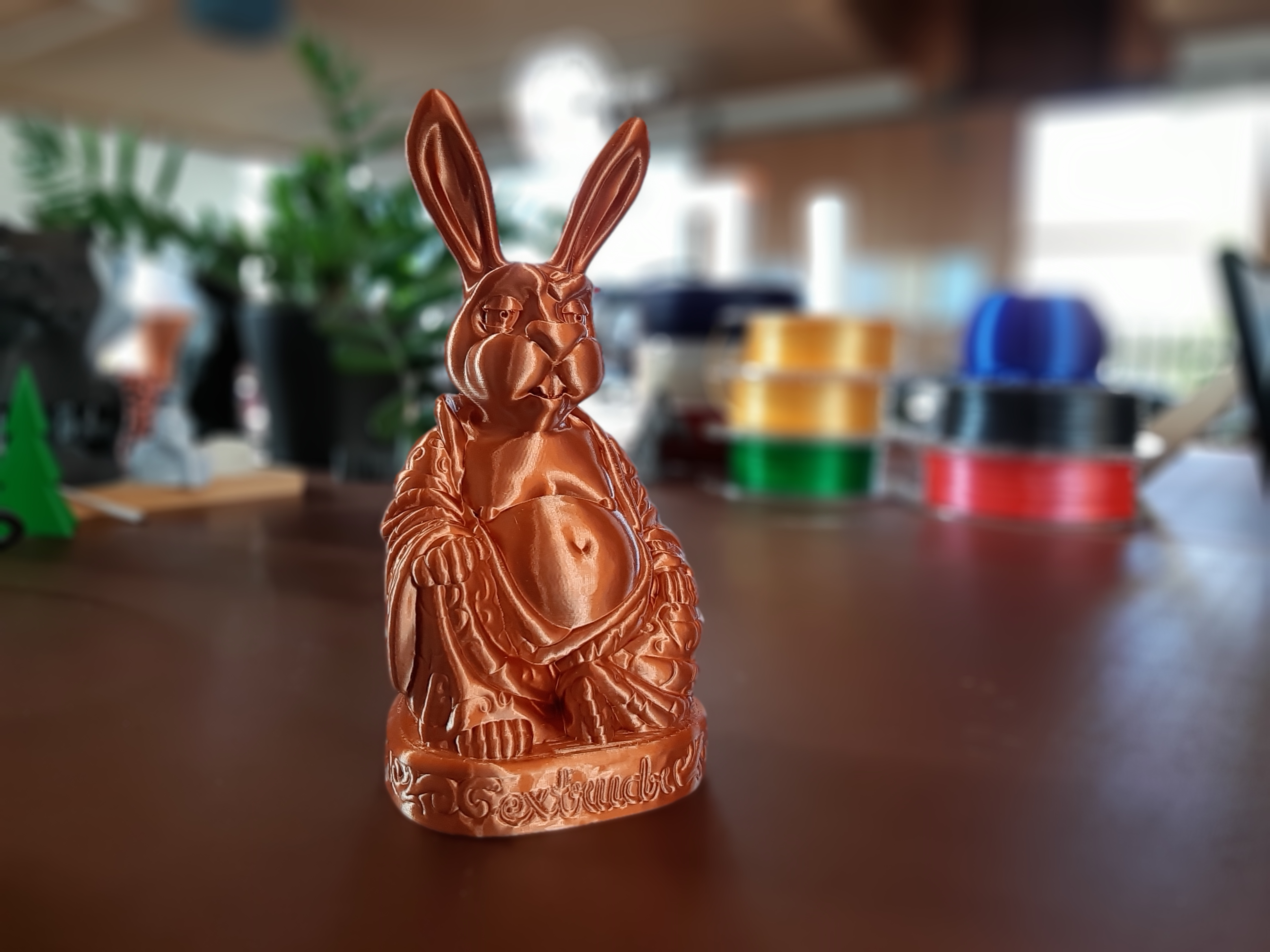 Bunny Buddha