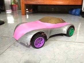 RC SuperCar Drifting