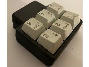 LukasKeys - Additional programmable Arduino Keys