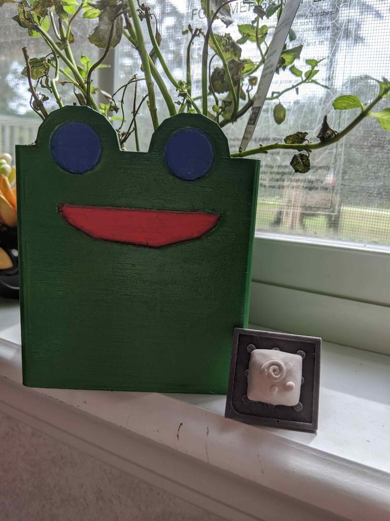Froggy Pot v1