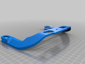 Ender 3 Handle and Generic Camera Mount