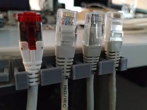 UTP - RJ45 - Network Cable Holder
