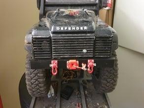 TRX-4 Bumper for Servowinch