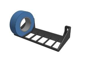 IKEA Skadis Tape rolls Holder