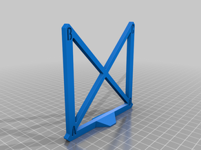 Vertical Calibration Square