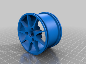 Lego tire/rim