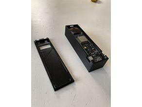 TTGO ESP32 18650 OLED