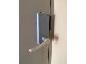 Geared Door Handle