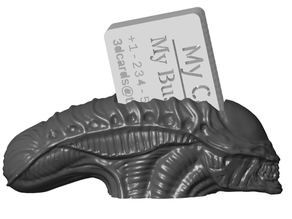 Alien Xenomorph Business Card Holder