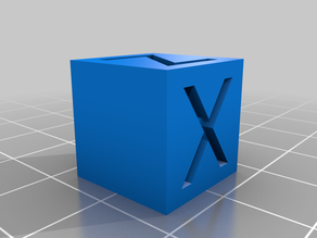 15x15 FAST CALIBRATION CUBE WITH EXCEL FORMULA