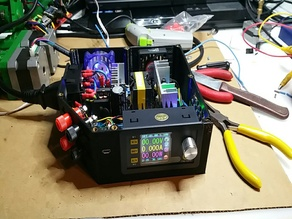 DIY  Lab Bench Power Supply 30V 5A