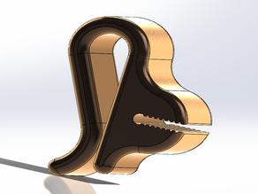 Filament Clip 1.75mm