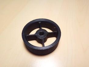 Wheel for ArduSpinner