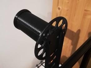 Roller bearing for alfawise U30 filament bobbin support (new simplified version).