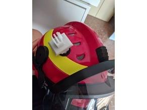 Attacco GoPro per casco Sicor EOM - GoPro mount for SICOR EOM helmet