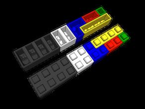 0.4mm Nozzle Optimized Toy Bricks