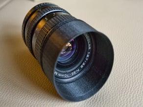 Lens Hood for Carl Zeiss Jena Pancolar, reverseable