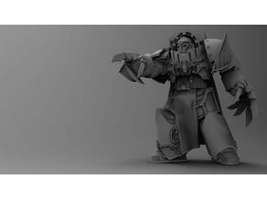 Lord Commander Illios - Ravager of Apollonia