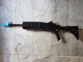M39 EMR Airsoft Rifle w/ CYMA Version 7 Gearbox